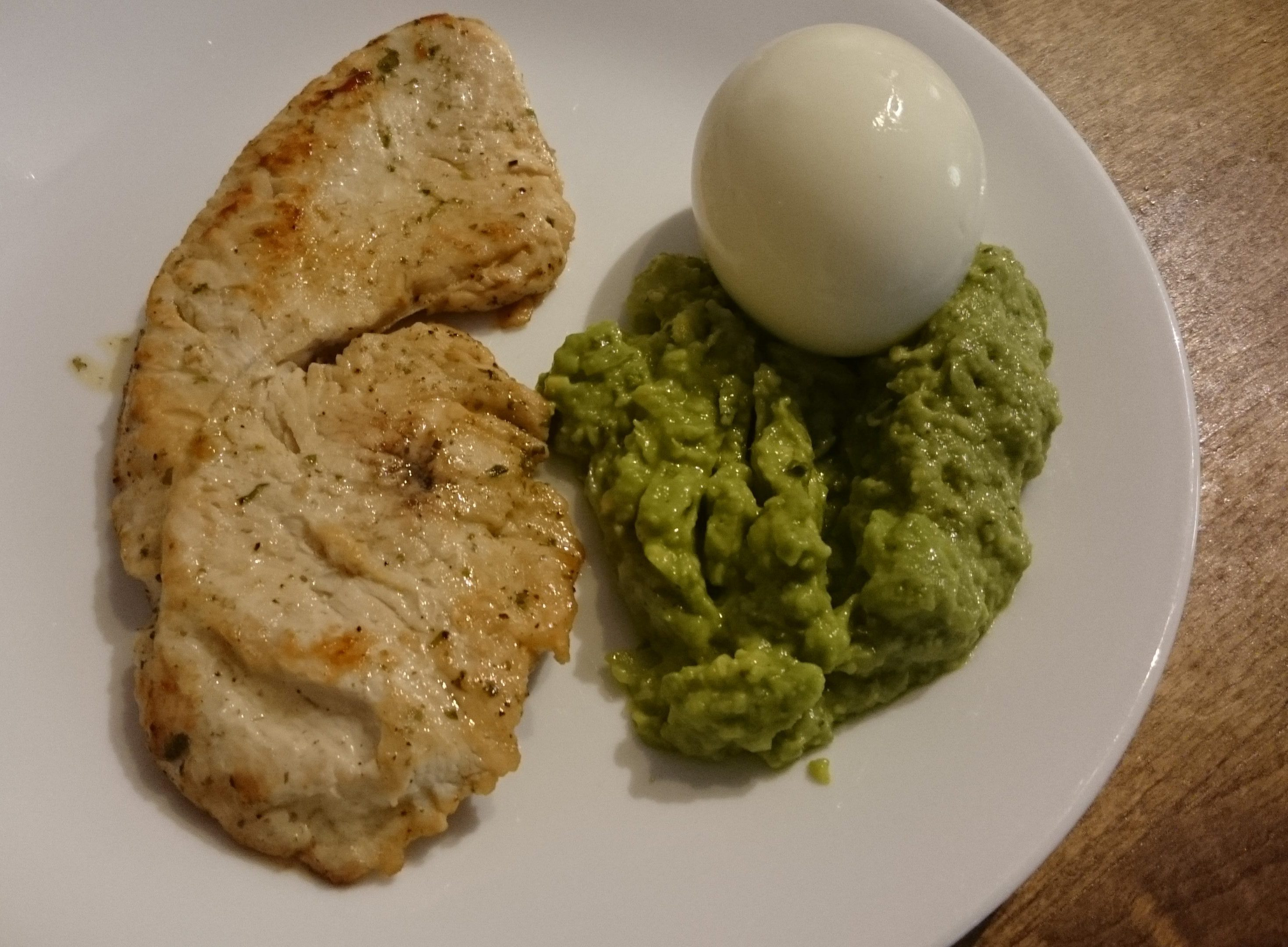 Eggs and avocados are a great source of healthy fats.